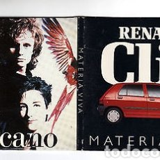 Coches y Motocicletas: MECANO MINI CD 3 DESCANSO DOMINICAL RENAULT CLIO. Lote 176027267