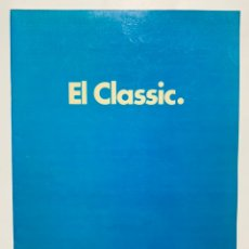 Automobili e Motociclette: CATÁLOGO FOLLETO PUBLICIDAD ORIGINAL VOLKSWAGEN POLO CLASSIC DE 1986. Lote 176248365