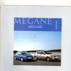 Coches y Motocicletas: CATALOGO RENAULT MEGANE 3 Y 5 PUERTAS JUNIO 2007. Lote 176262360