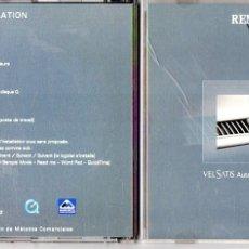 Coches y Motocicletas: CD RENAULT VELSATIS FORMACION COMERCIAL. Lote 176369739