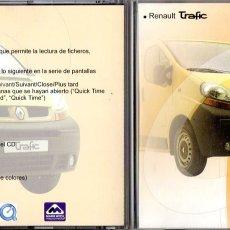 Coches y Motocicletas: CD RENAULT TRAFIC FORMACION COMERCIAL. Lote 176389905