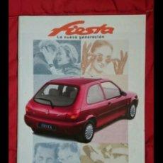 Coches y Motocicletas: CATÁLOGO FORD FIESTA . 1995. Lote 176389937