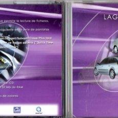Coches y Motocicletas: CD-RENAULT-LAGUNA-FORMACION-COMERCIAL . Lote 176390062