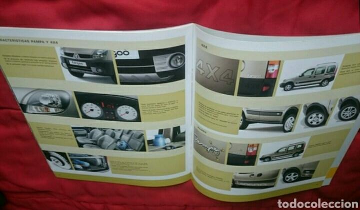 Coches y Motocicletas: Catálogo Renault Kangoo . 2007 - Foto 4 - 176564818