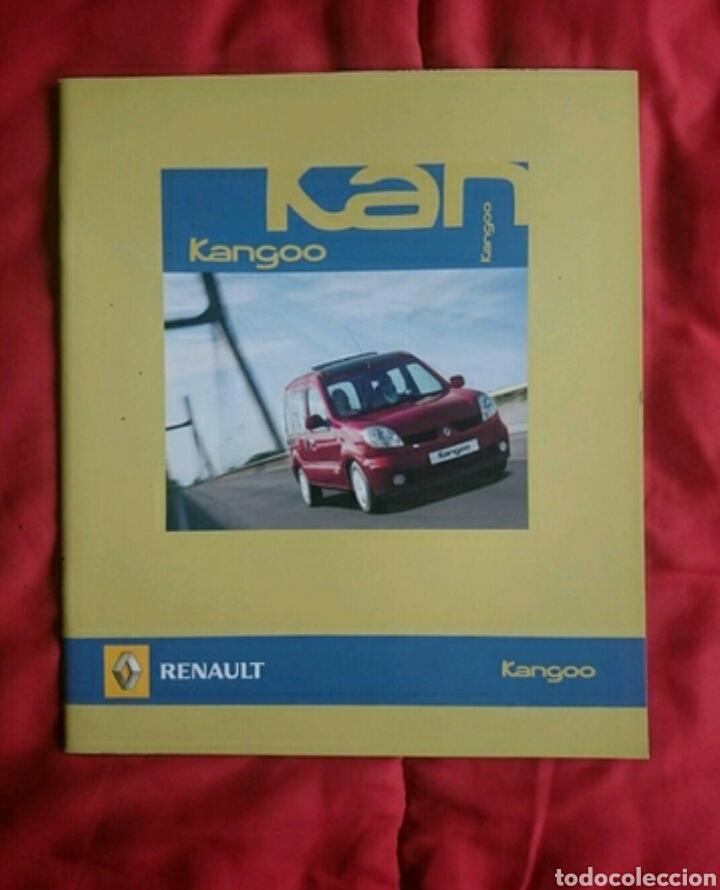 CATÁLOGO RENAULT KANGOO . 2007 (Coches y Motocicletas Antiguas y Clásicas - Catálogos, Publicidad y Libros de mecánica)