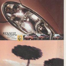 Coches y Motocicletas: CATALOGO RENAULT MEGANE SPORT WAY. Lote 177001339