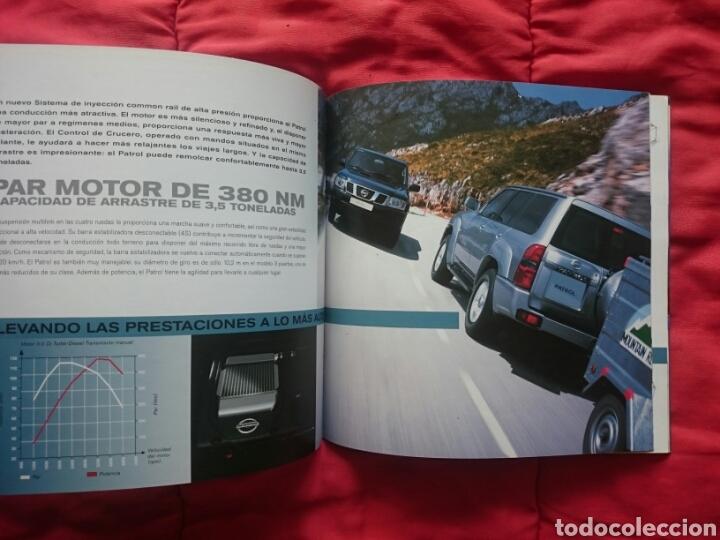 Coches y Motocicletas: Catálogo Nissan Patrol . 2008 - Foto 2 - 262656345