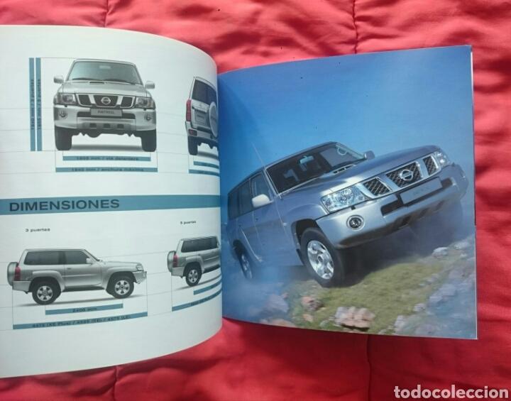 Coches y Motocicletas: Catálogo Nissan Patrol . 2008 - Foto 3 - 262656345