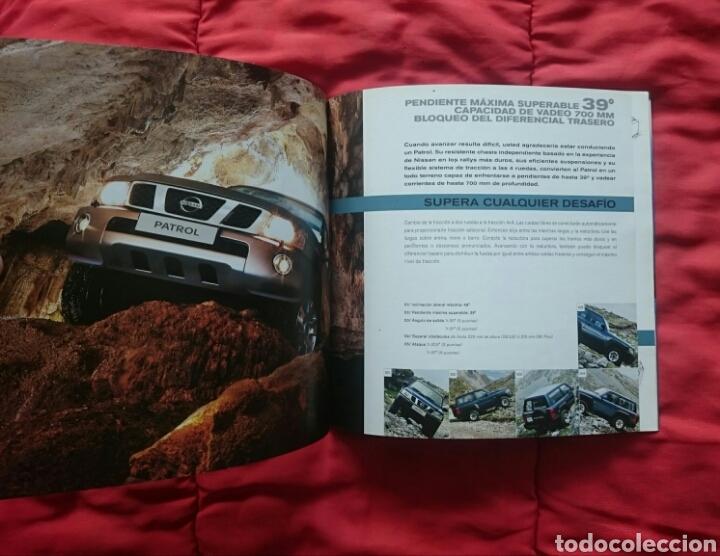 Coches y Motocicletas: Catálogo Nissan Patrol . 2008 - Foto 4 - 262656345