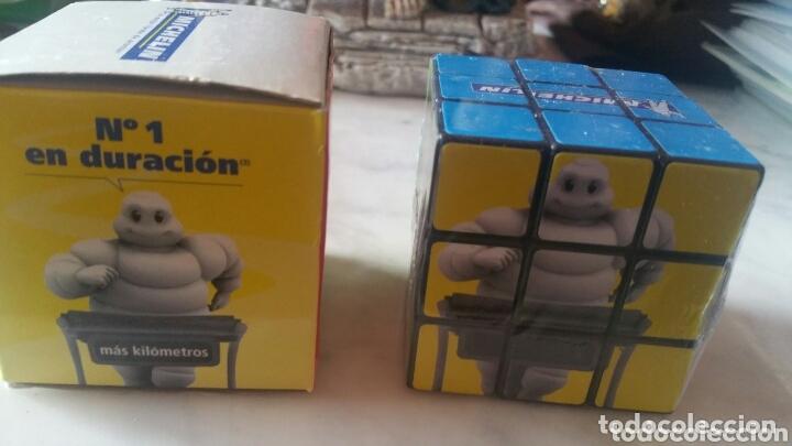 Coches y Motocicletas: Rubik bibedum Michelin en caja y con plástico . Nuevo - Foto 3 - 177369565