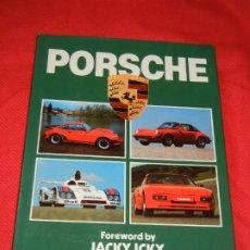 Coches y Motocicletas: PORSCHE, MICHAEL COTTON. FOREWORD JACKY ICKX - CRESCENT BOOKS 1982. Lote 177887929