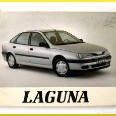 Coches y Motocicletas: RENAULT LAGUNA 1994 - MANUAL DE USO Y MANTENIMIENTO. Lote 58324862