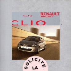 Coches y Motocicletas: RENAULT CLIO 3 SPORT SEPTIEMBRE 2006. Lote 178070872
