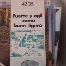 Coches y Motocicletas: CAMIÓN BARREIROS 4235. Lote 178309736