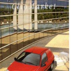 Coches y Motocicletas: CATALOGO RENAULT CLIO MARKET. Lote 178337751