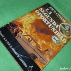 Coches y Motocicletas: BUSCADO LIBRO PACO COSTAS LA SEGUNDA OPORTUNIDAD RTVE 1978 PEGASO SEAT CITROEN RENAULT CONDUCCION. Lote 178377278
