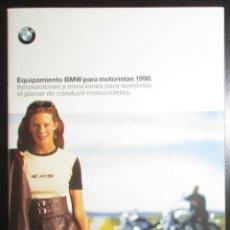 Coches y Motocicletas: CATÁLOGO 1998 DE EQUIPAMIENTO PARA MOTOS BMW. EN ESPAÑOL.. Lote 179179203