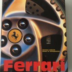 Coches y Motocicletas: LIBRO FERRARI KONEMANN AÑO 1995 . Lote 179989708