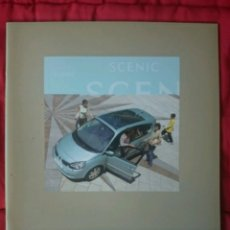 Coches y Motocicletas: CATÁLOGO RENAULT SCENIC II . 2007. Lote 180139941
