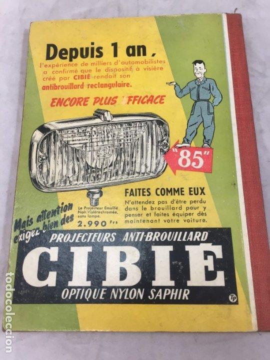 Coches y Motocicletas: MANUAL PEUGEOT 403 EN FRANCÉS ILUSTRADO CON LAMINA DESPLEGABLE - Foto 13 - 181672142