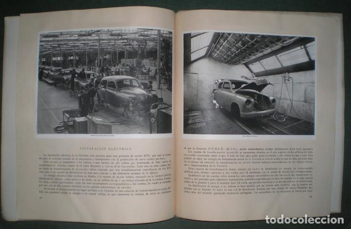 Coches y Motocicletas: SEAT: SOCIEDAD ESPAÑOLA DE AUTOMOVILES DE TURISMO. Mayo 1953. Láminas Hauser y Menet - Foto 2 - 182211151