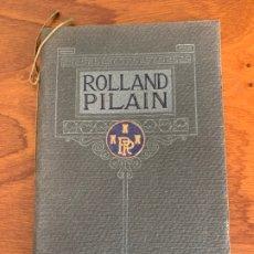 Coches y Motocicletas: ROLLAND PILAIN AUTOMOBILES CATALOGO CHASIS 1910-20. Lote 182860585