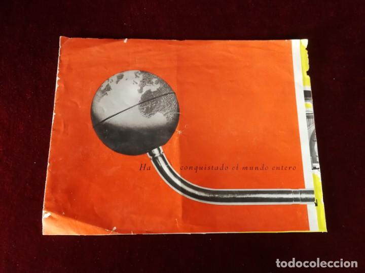 CATÁLOGO CITROËN 2 CV TRACCIÓN DELANTERA 1958 (Coches y Motocicletas Antiguas y Clásicas - Catálogos, Publicidad y Libros de mecánica)