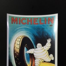 Coches y Motocicletas: CARTEL MICHELIN. Lote 183542196