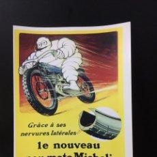 Coches y Motocicletas: CARTEL MICHELIN. Lote 183542451
