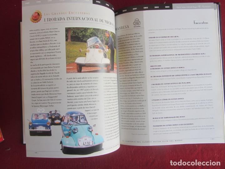 Coches y Motocicletas: INFO CLÀSSIC. Nº 53 EL LLIBRE DEL QUINZE ANIVERSARI. CLÀSSIC MOTOR CLUB DEL BAGES 2005 - Foto 4 - 183961296