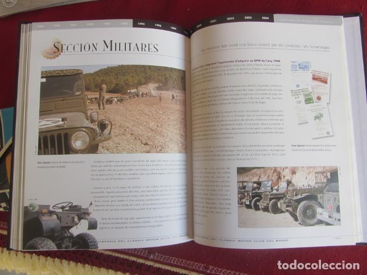 Coches y Motocicletas: INFO CLÀSSIC. Nº 53 EL LLIBRE DEL QUINZE ANIVERSARI. CLÀSSIC MOTOR CLUB DEL BAGES 2005 - Foto 6 - 183961296