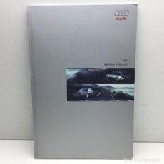 Coches y Motocicletas: CATALOGO ORIGINAL AUDI S6 BERLINA Y AVANT - AÑO 1999 - IMPRESO EN ALEMANIA. Lote 184011105