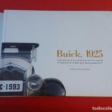 Coches y Motocicletas: BUICK 1925 - FUNDACIÓN JORGE JOVE . Lote 184705000