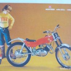 Coches y Motocicletas: MONTESA 25A/25C. Lote 186047788