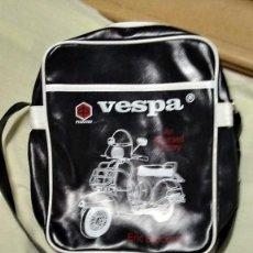 Coches y Motocicletas: BOLSA VESPA NEGRA. Lote 187180928