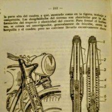Coches y Motocicletas: LIBRO COCHES MOTOS MECÁNICA JEEP MOTORES. Lote 188507650