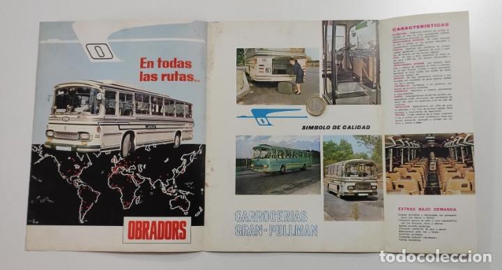 Coches y Motocicletas: Catálogo original autocar Pegaso Obradors - Foto 2 - 189621906