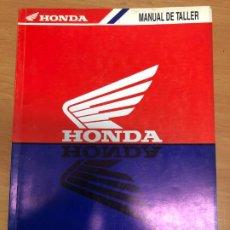 Coches y Motocicletas: MANUAL TALLER ORIGINAL HONDA EN ESPAÑOL HONDA CB 750 FII N. Lote 189813632