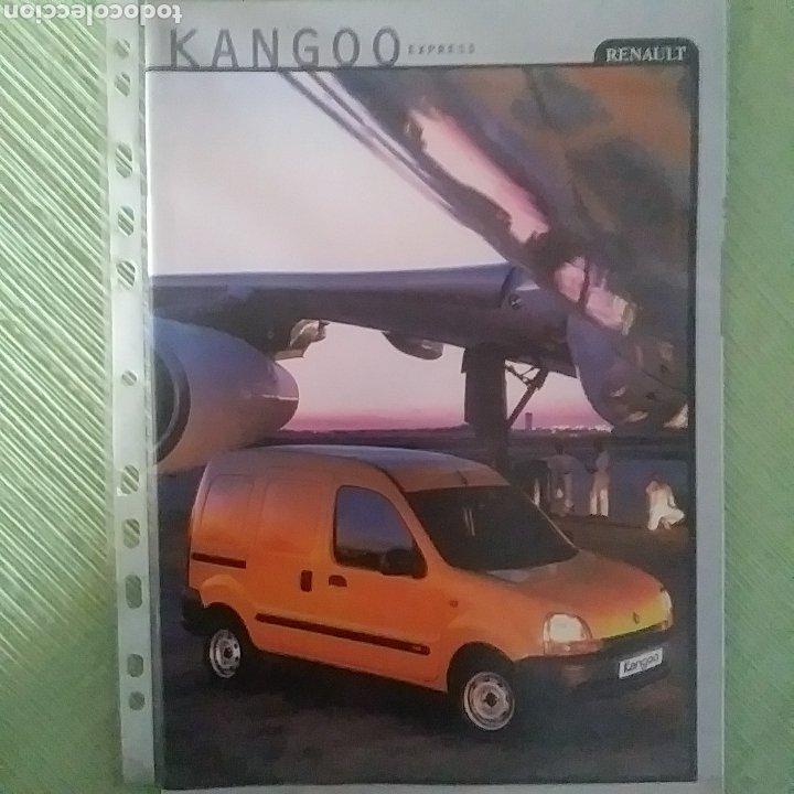 Coches y Motocicletas: Catálogo Renault Kangoo y Kangoo Express - Foto 2 - 190835730