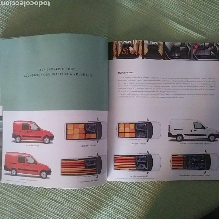 Coches y Motocicletas: Catálogo Renault Kangoo Express & Kangoo 4x4 Express - Foto 3 - 190882722