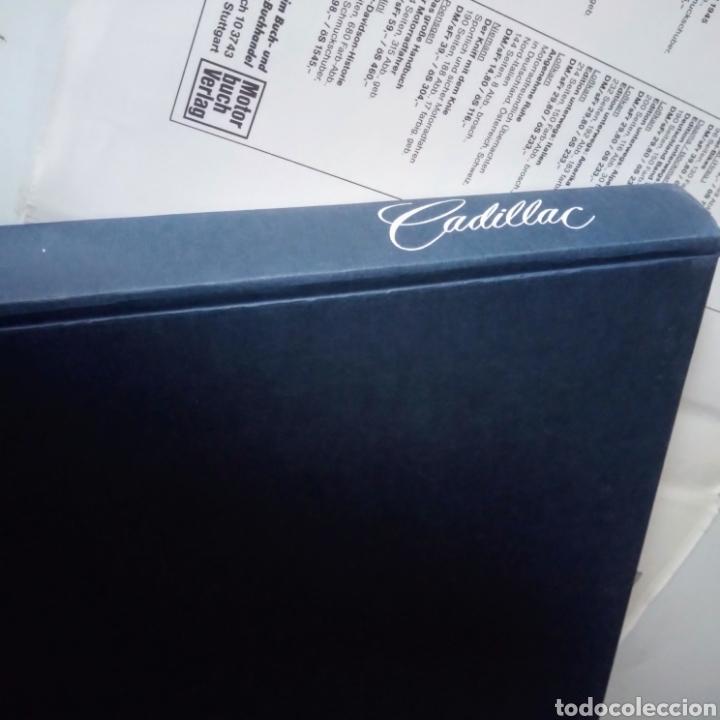 Coches y Motocicletas: Cadillac.libro. - Foto 3 - 190897261