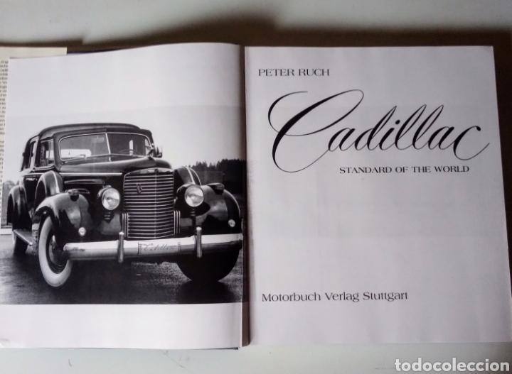 Coches y Motocicletas: Cadillac.libro. - Foto 4 - 190897261
