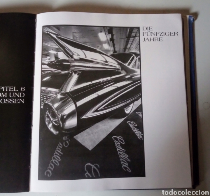 Coches y Motocicletas: Cadillac.libro. - Foto 6 - 190897261