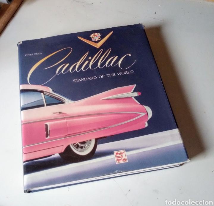 Coches y Motocicletas: Cadillac.libro. - Foto 7 - 190897261