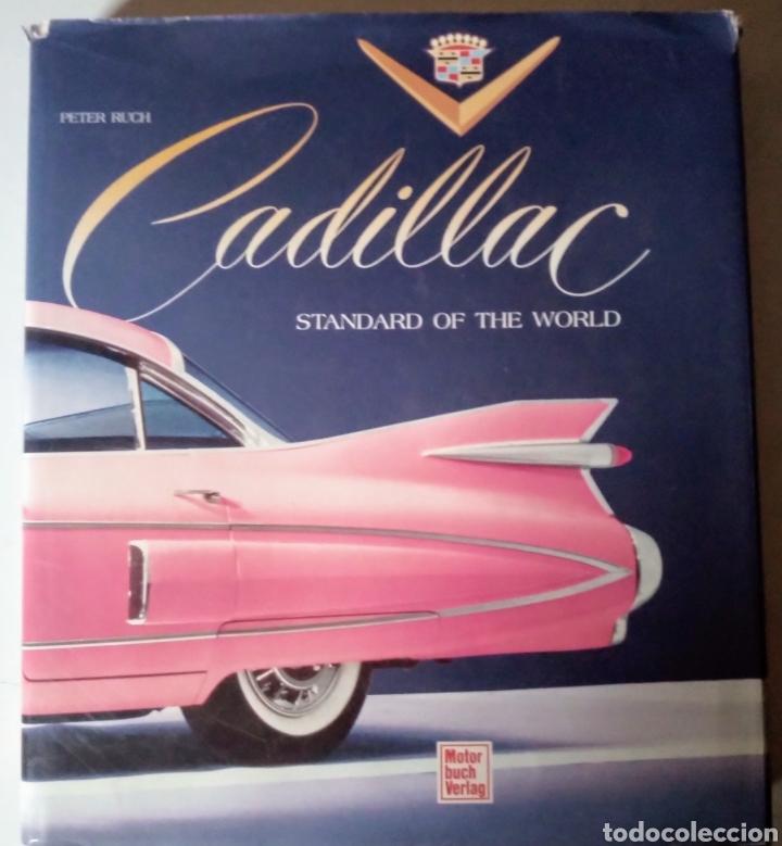 CADILLAC.LIBRO. (Coches y Motocicletas Antiguas y Clásicas - Catálogos, Publicidad y Libros de mecánica)