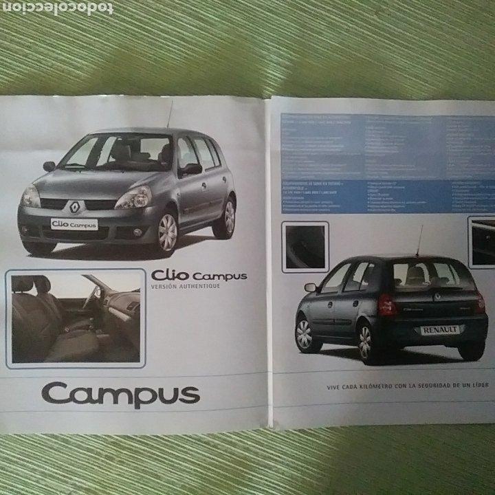 Coches y Motocicletas: Catálogo Renault Clio Campus 2007 - Foto 2 - 190897802
