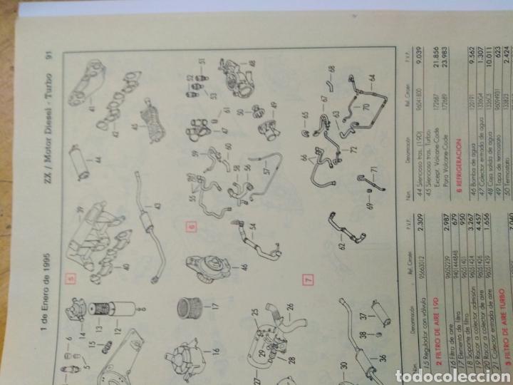 Manual De Taller  Citroen  Visa  C-15  Ax  Bx