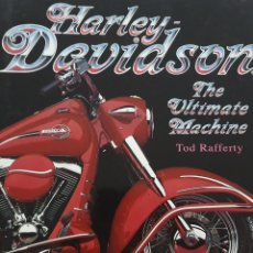 Coches y Motocicletas: THE COMPLETE HARLEY-DAVIDSON RAFFERTY, TOD. Lote 192103343