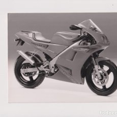 Voitures et Motocyclettes: CAGIVA +-21CM X 15CM MOTO MOTOCROSS MOTORCYCLE DOUGLAS J JACKSON ARCHIVE OF MOTORCYCLES. Lote 192966496
