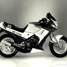Automobili e Motociclette: LAVERDA GS 125 LESMO +-25CM X 20CM MOTO MOTOCROSS MOTORCYCLE DOUGLAS J JACKSON ARCHIVE OF MOTORCYC. Lote 192974395